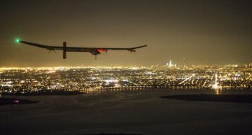 The Solar Impulse 2 Flew Across Four Continents For 50 Days For About 38,000Km Without Fuel