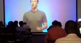 Here's Day 2 Of Mark Zuckerberg In Lagos, Nigeria