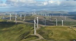 Scottish Wind Turbines Generated 106% Of Country's Power Needs Last Weekend