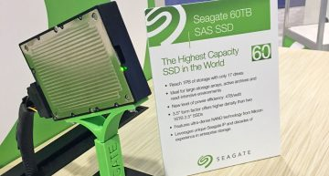 After A Trio Of 10TB Storage Drives, Seagate Launches 60TB SSD Storage For Businesses