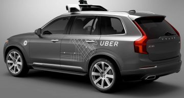 Uber Partners With Volvo To Bring Self Driving Cars To Users In A Race That May See Automated Cars On Roads By 2021