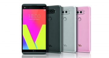 First Android 7.0 (Nougat) Phone: LG V20 Unveiled On The Day We Expect The iPhone 7
