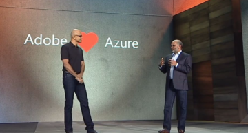 Microsoft And Adobe Team Up In Unprecedented Cloud Partnership