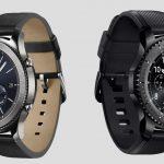 Samsung Unveils Its Gear S3 Smartwatches
