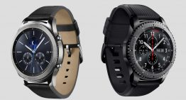 Samsung Unveils Its Gear S3 Smartwatches