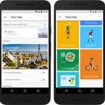 """Google Announces """"Trips""""; An App That Puts All Tour Travel Itinerary In One Place"""