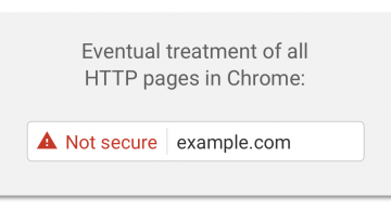 Google Chrome To Start Warning Users Of HTTP Sites That Transmit Passwords And Bank Card Details