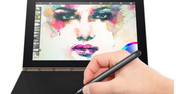 """Lenovo Unveiled Its """"Magnificent"""" Yoga Book Last Week And Here's What It Looks Like"""