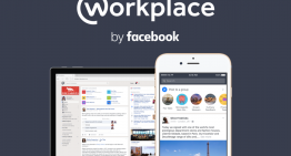 "Facebook Launches ""Facebook Workplace"" aka ""Facebook At Work"" To  All Businesses"