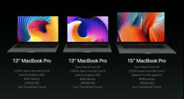 Apple Unveils The MacBook Pro – The Touch Bar Is The Killer Feature