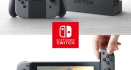Nintendo Unveils Switch; A Hybrid Gaming Console
