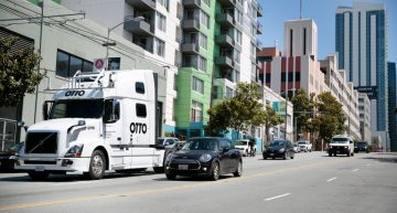 Uber Is Shutting Down Its Self-driving Truck Unit To Focus On Self-driving cars