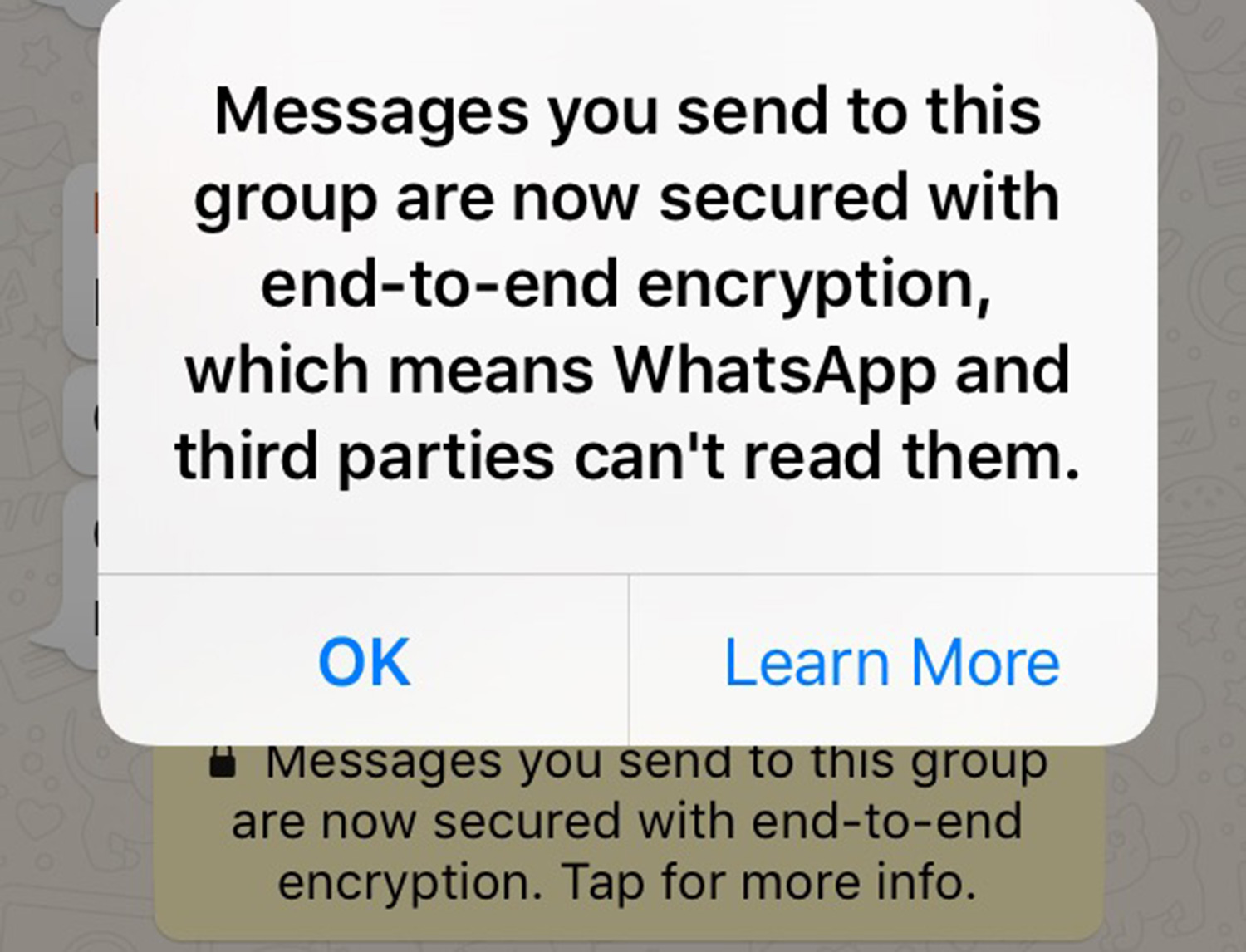 how to break whatsapp end to end encryption