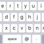 Apple Has A Hidden And Much Smaller iOS Keyboard That It Didn't Want You To Know About