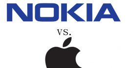 Nokia Is Suing Apple For Patents Infringement
