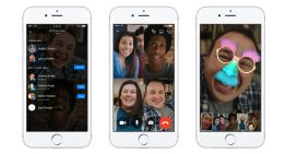 Facebook Launches Group Video Chat For Up To 6 Messenger Users. It Could Be More But There's A Catch