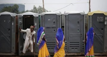 """Google Partners With The Indian Govt To Launch A """"Toilet Finder"""" App To Solve The Public Bathroom Problem"""