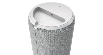 The Lenovo Smarthome assistant is powered by Amazon's Alexa voice assistant