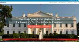 President Obama Leaves Office This Month But His Online Presence Will Be Very Much Around
