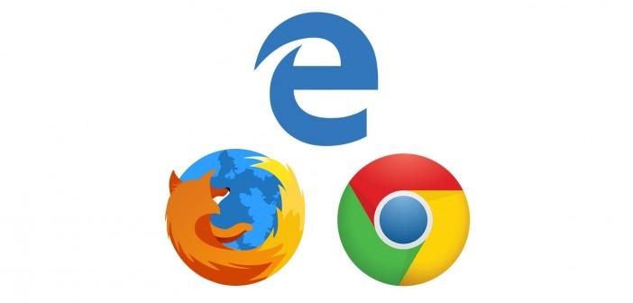 Kết quả hình ảnh cho Chrome +firefox+edge