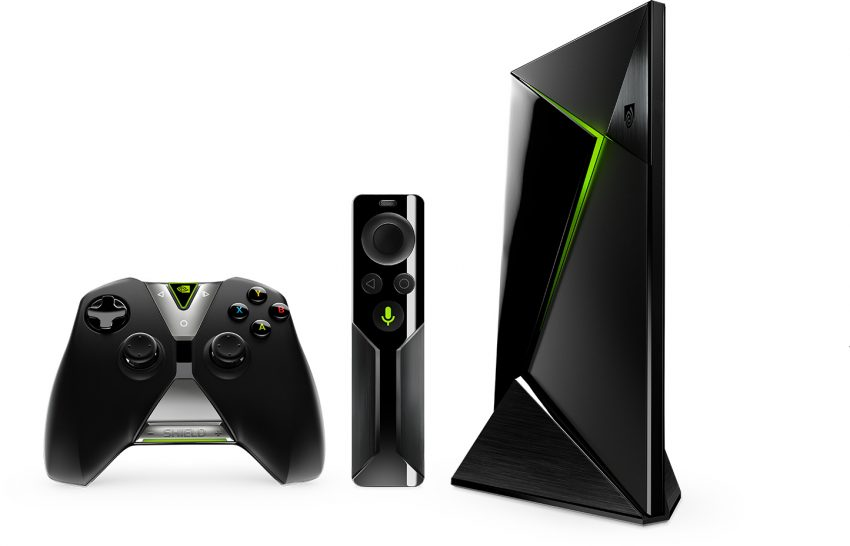 Nvidia Launches Shield With 4K Capabilities And Google