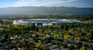 Behold Apple Park; Apple's New Headquarters Opening In April