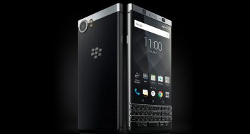 The BlackBerry KEYone Goes On Sale In The US And Canada Today