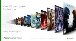 Microsoft Announces Game Pass; A Collection Of Over 100 Games That Can Be Downloaded To Your Xbox Device