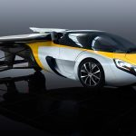Would You Buy This Flying Car For $1.3m/1.5m Euros/500 Million NGN ? Wait Till You See The Specs Though