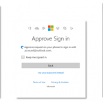 Microsoft Is Giving You The Option Of Eliminating The Password While Letting You Use Your Phone For Authentication