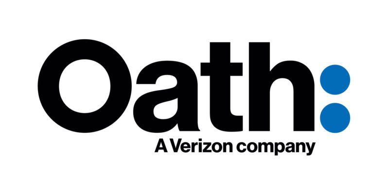 When Yahoo Gets Integrated Into The Verizon Family, Yahoo + AOL Will Be Called Oath