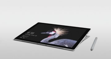 2-in-1 laptop/tablet device