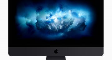 iMac comes with 10 GB Ethernet for up to 10 times faster networking.