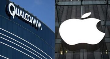 Qualcomm And Apple In A Fresh Legal Dispute Over Pricing And Royalties