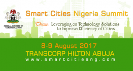"Press Briefing On The Proposed ""SMART CITIES NIGERIA SUMMIT"" By The Hon. Minister Of Communications"