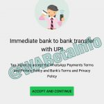 WhatsApp's UPI Payments Option Spotted In Android Beta