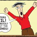 Revolt against Machine [Like Seriously? ]