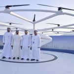 Dubai Has Tested Its Drone-Taxi Concept In A Five Minute Flight