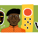 Here's Why Chinua Achebe's Face Is Gracing The Google Doodle Today