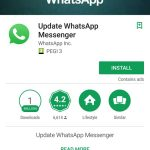 More Than One Million People Have So Far Downloaded This Fake WhatsApp Android App