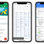 Google Finally Updates Docs, Slides, And Sheets For iPhone X And iOS 11