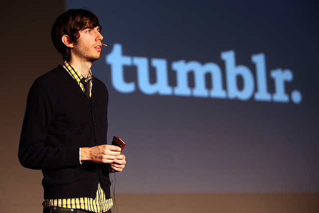 Tumblr CEO David Karp Is Stepping Down From The company