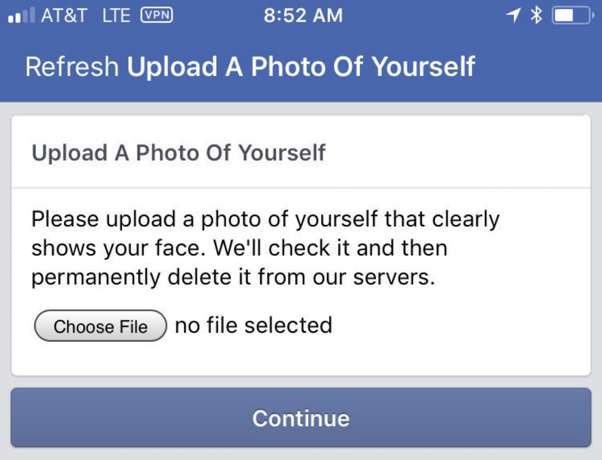 Photo delete upload How facebook to