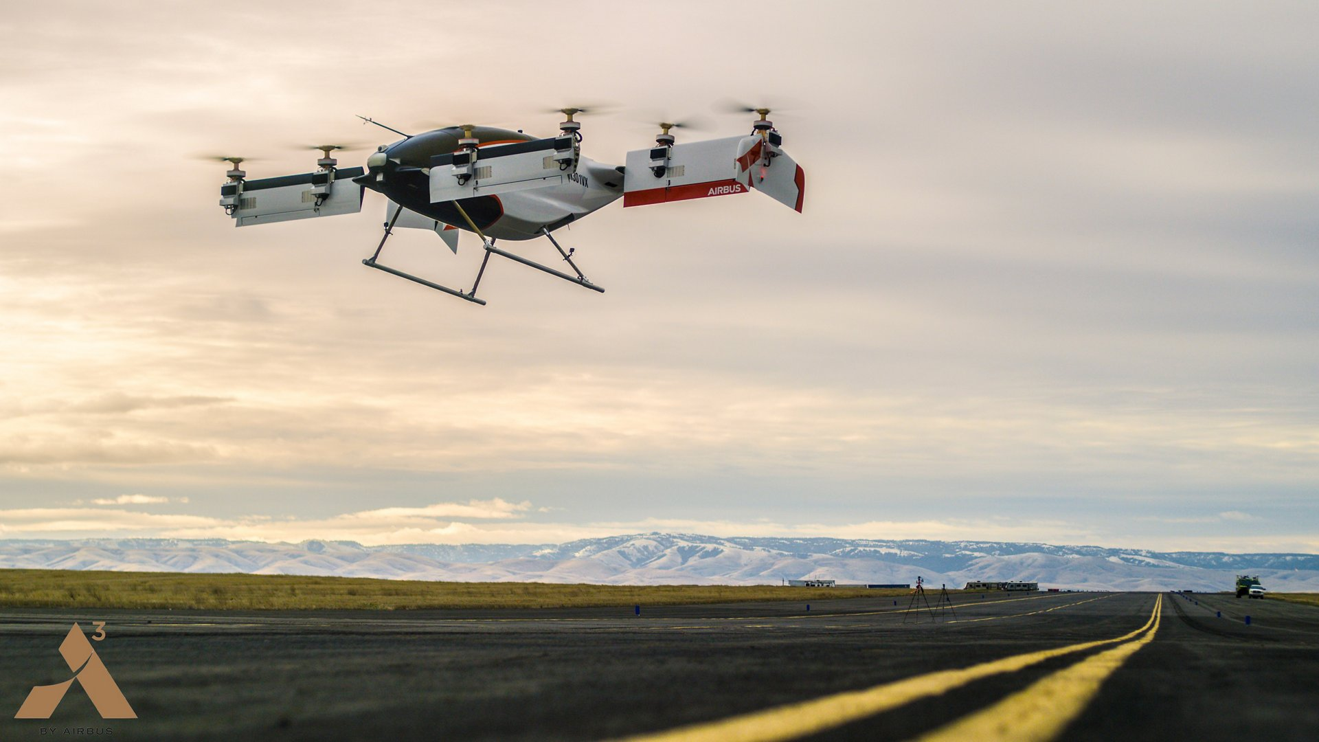 Airbus's First Flying Car Had a Successful Flight But It's Not Ready For Prime Time Just Yet