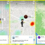 Snapchat's Map Explore Feature Will Let You Know When Your Friends Are Hanging Out Without You