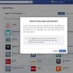 Facebook Launches Bulk App Removal Tool To Clean Up Your Privacy Settings
