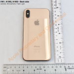 Apple's Unreleased Gold iPhone X Revealed In An FCC Filing