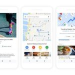 Google Maps Is Getting Augmented Reality Directions And Recommendation Features