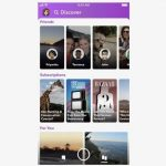 Snapchat's Controversial Redesigned Starts Rolling Out