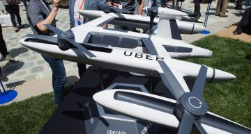 Food On Your Doorstep: Uber Plans To Test Food Delivery by Drone